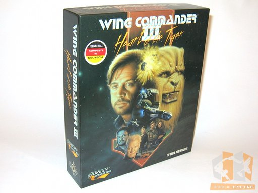 Wing Commander III – Heart of the Tiger