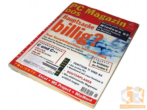 PC Magazin DOS 06/98
