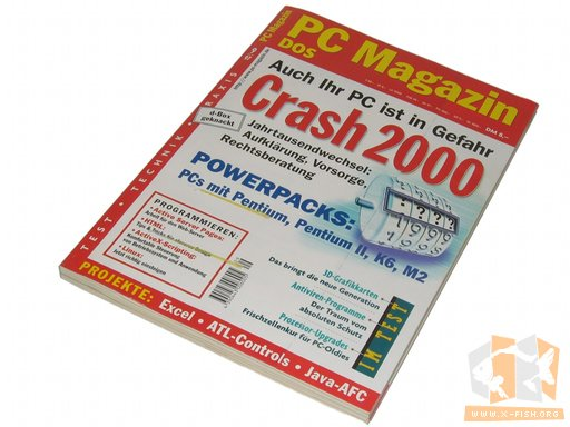 PC Magazin DOS 09/98