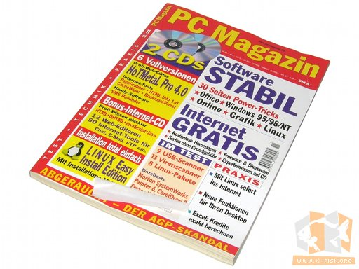 PC Magazin DOS 11/99