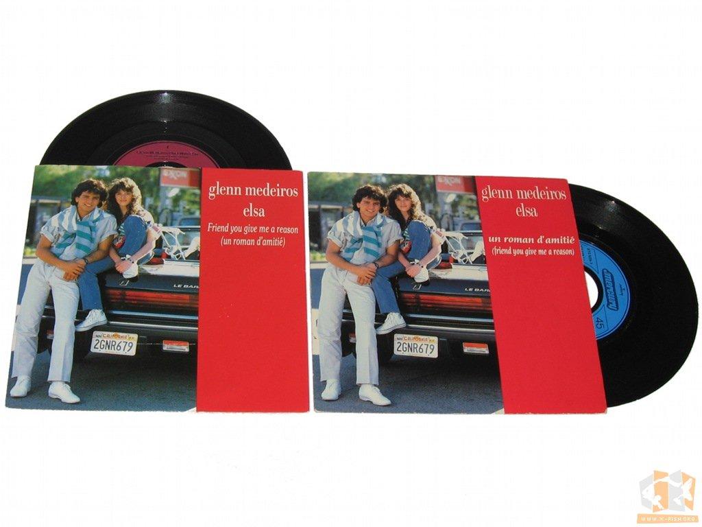 Mal sehen wie lange es dauert bis die Schallplatten in der Schweiz ...