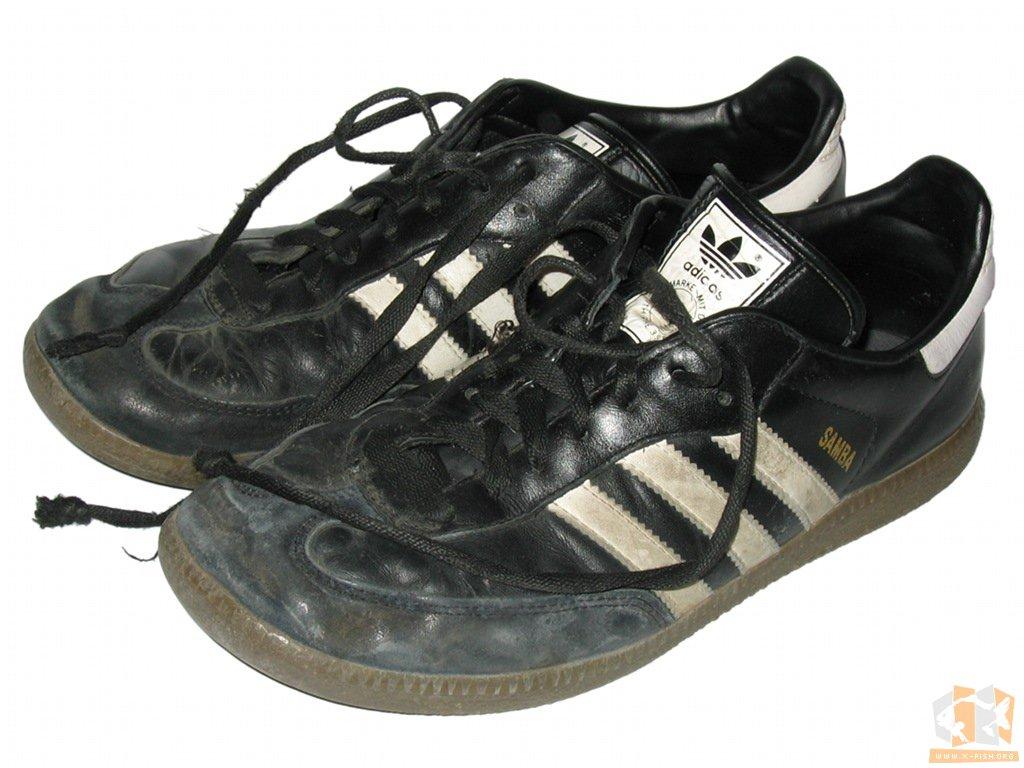 innovative design 3b78c e7ba0 Meine alten Adidas Samba