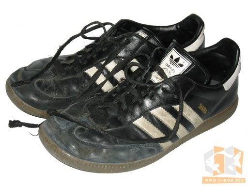 huge inventory various styles wide range X_FISH's Homepage: Adidas Samba – 4 Jahre sind schon wieder ...