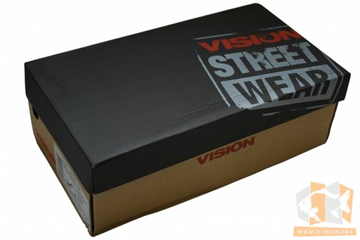Vision Street Wear Canvas High