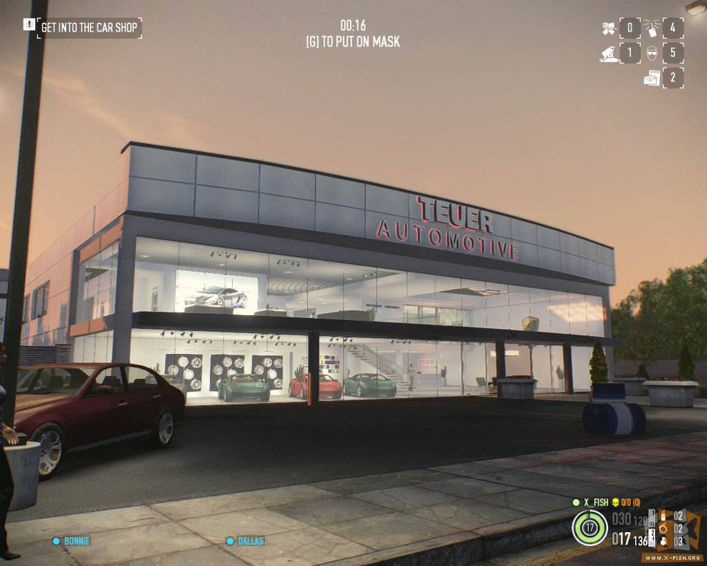 Where Is The Storage Room In Payday  Car Shop