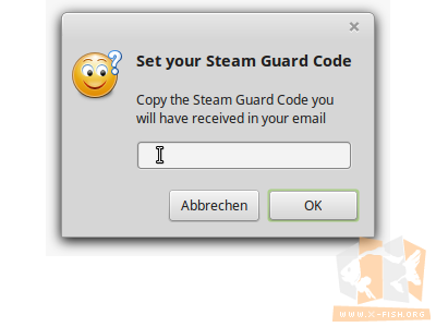 Steam Authentifizierung